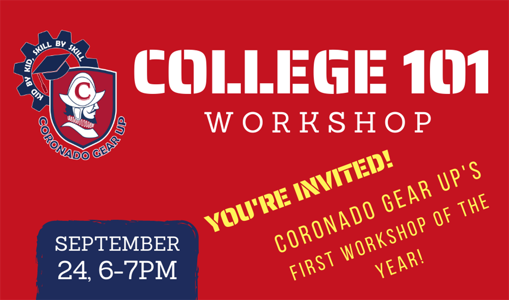 College 101 Workshop