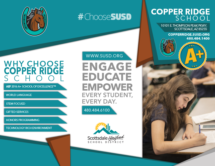 Copper Ridge Brochure